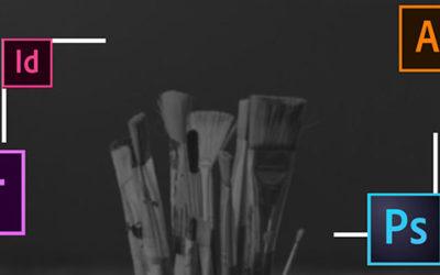 Les formations pour la suite Adobe [Démarrage]