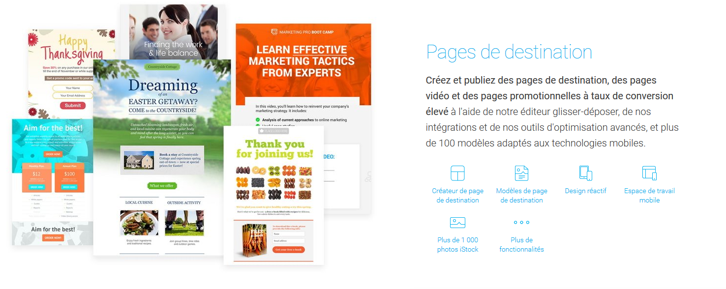 Opening du nouveau site No Limits_GetResponse_Webinar