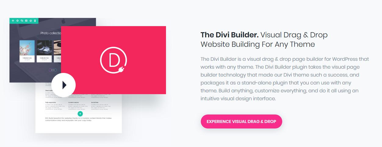 Plugin Divi site No Limits_Visual